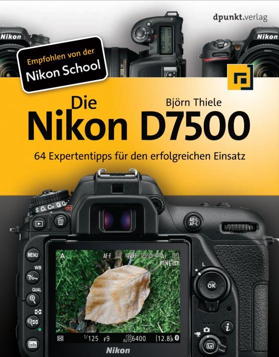 Cover-Bild Die Nikon D7500