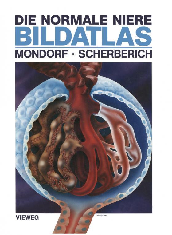 Cover-Bild Die normale Niere Bildatlas