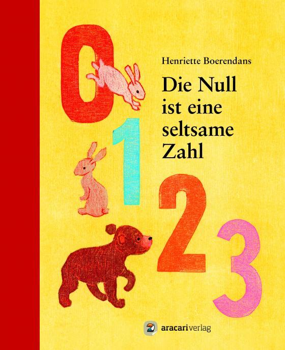 Cover-Bild Die Null ist eine seltsame Zahl
