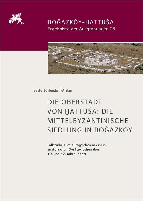Cover-Bild Die Oberstadt von Hattuša