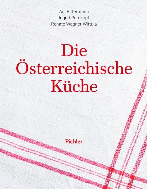 Cover-Bild Die österreichische Küche