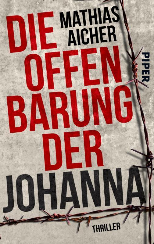 Cover-Bild Die Offenbarung der Johanna