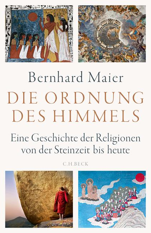 Cover-Bild Die Ordnung des Himmels