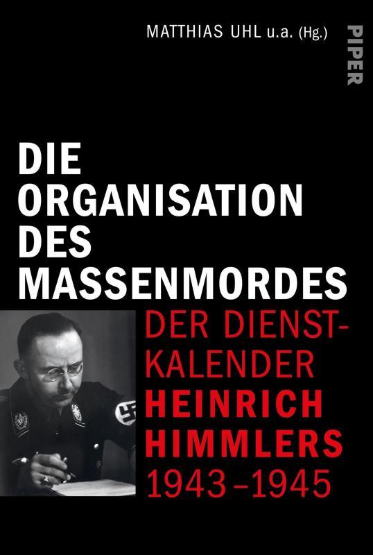 Cover-Bild Die Organisation des Massenmordes