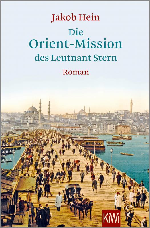 Cover-Bild Die Orient-Mission des Leutnant Stern