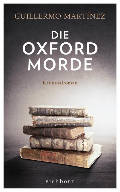 Cover-Bild Die Oxford-Morde