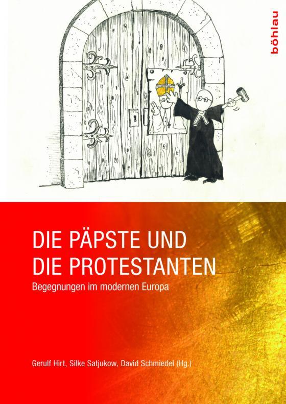 Cover-Bild Die Päpste und die Protestanten