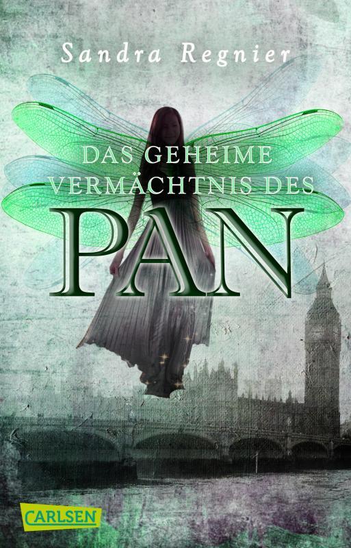 Cover-Bild Die Pan-Trilogie 1: Das geheime Vermächtnis des Pan