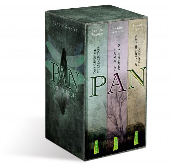 Cover-Bild Die Pan-Trilogie: Die Pan-Trilogie. Band 1-3 im Schuber