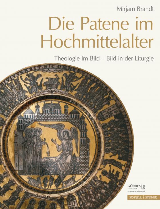 Cover-Bild Die Patene im Hochmittelalter