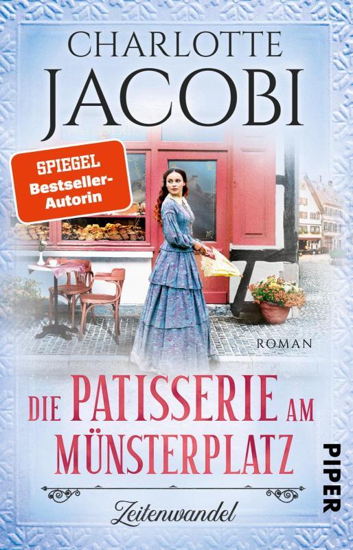 Cover-Bild Die Patisserie am Münsterplatz – Zeitenwandel