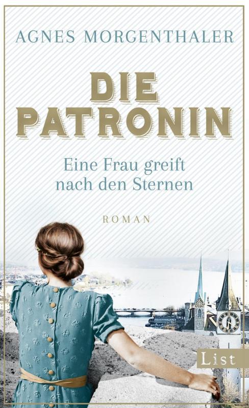 Cover-Bild Die Patronin. Eine Frau greift nach den Sternen