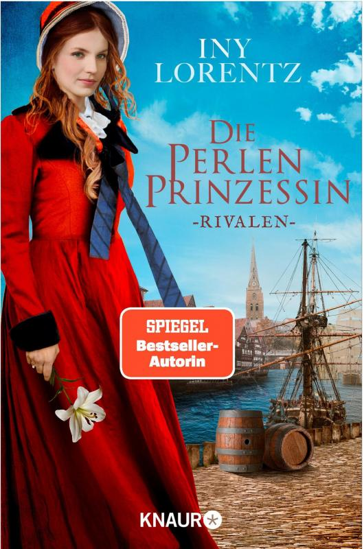 Cover-Bild Die Perlenprinzessin. Rivalen