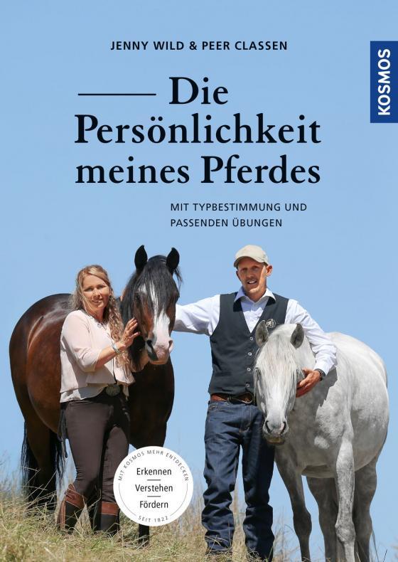 Cover-Bild Die Persönlichkeit meines Pferdes