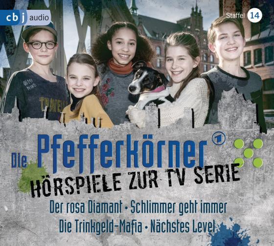 Cover-Bild Die Pfefferkörner – Hörspiele zur TV Serie (Staffel 14)