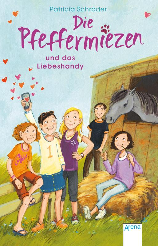 Cover-Bild Die Pfeffermiezen (3). Die Pfeffermiezen und das Liebeshandy