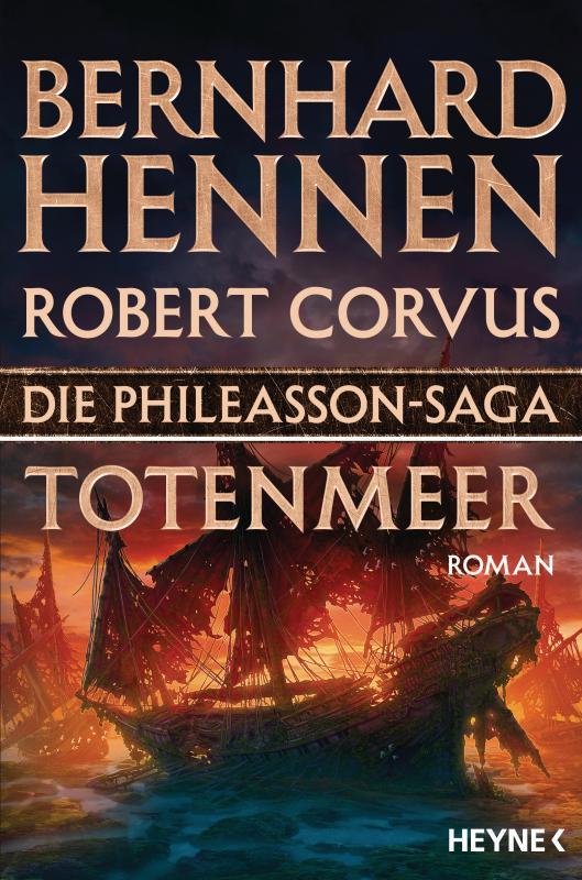 Cover-Bild Die Phileasson-Saga - Totenmeer