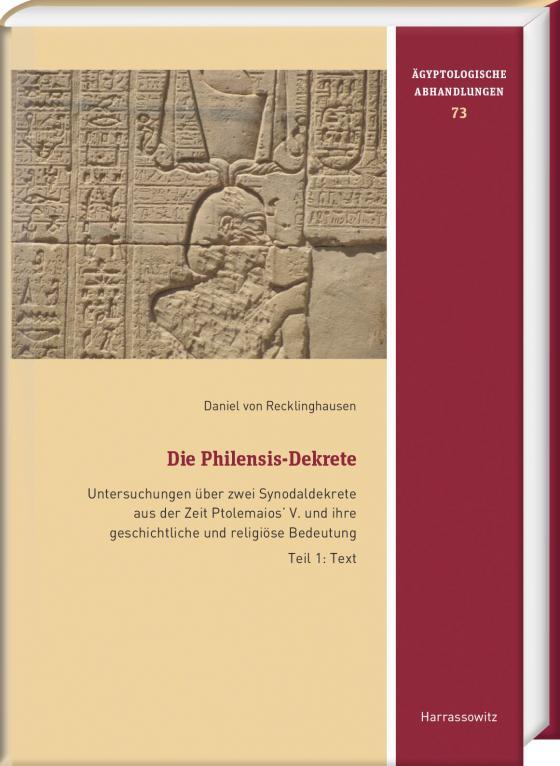 Cover-Bild Die Philensis-Dekrete
