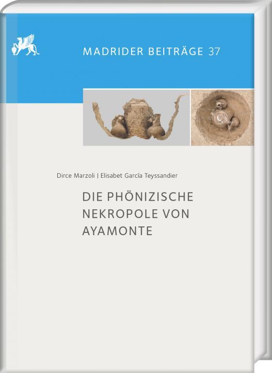 Cover-Bild Die phönizische Nekropole von Ayamonte