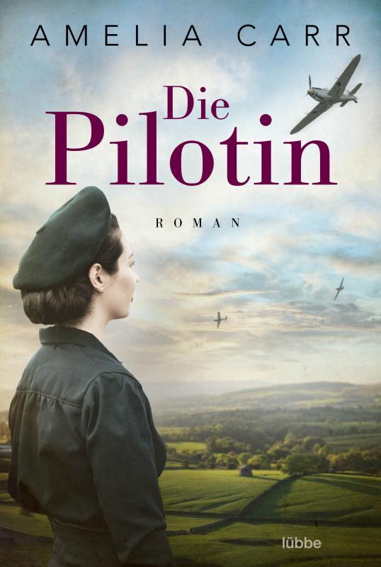 Cover-Bild Die Pilotin