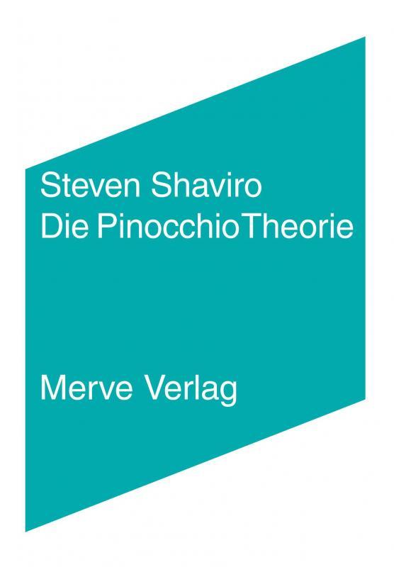 Cover-Bild Die Pinocchio Theorie