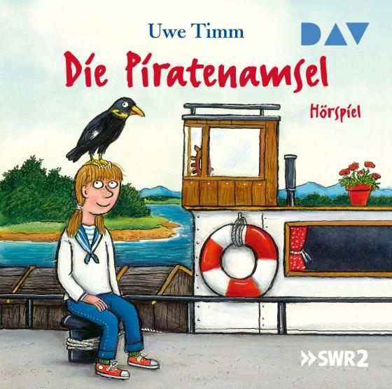 Cover-Bild Die Piratenamsel