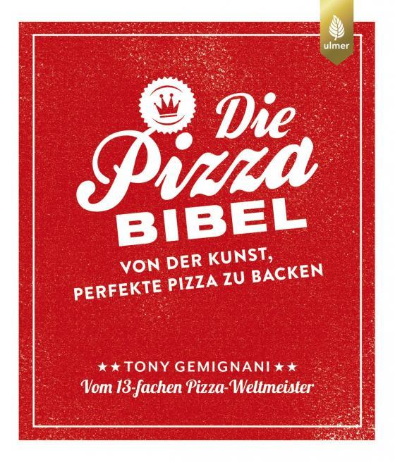 Cover-Bild Die Pizza-Bibel