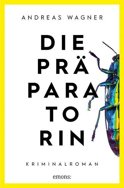 Cover-Bild Die Präparatorin