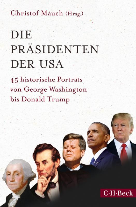 Cover-Bild Die Präsidenten der USA
