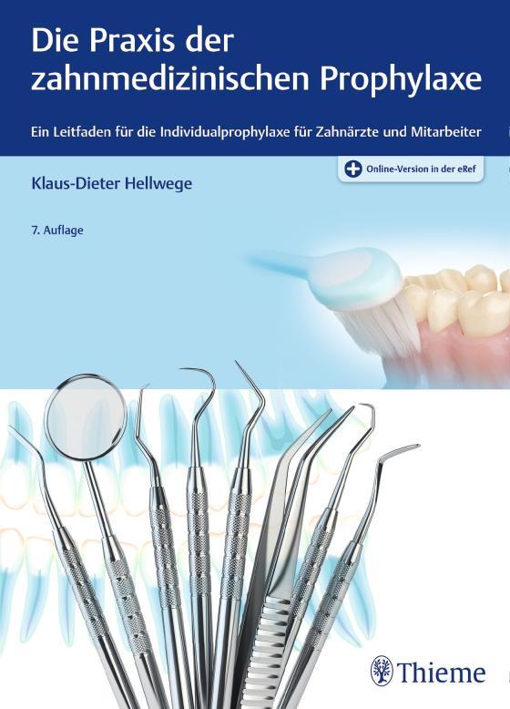 Cover-Bild Die Praxis der zahnmedizinischen Prophylaxe