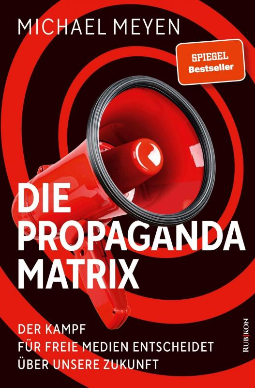 Cover-Bild Die Propaganda-Matrix