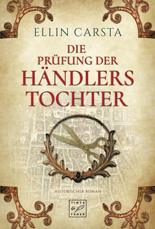 Cover-Bild Die Prüfung der Händlerstochter