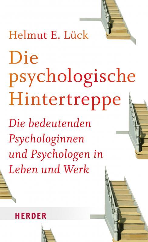 Cover-Bild Die psychologische Hintertreppe