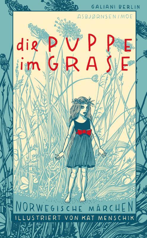 Cover-Bild Die Puppe im Grase