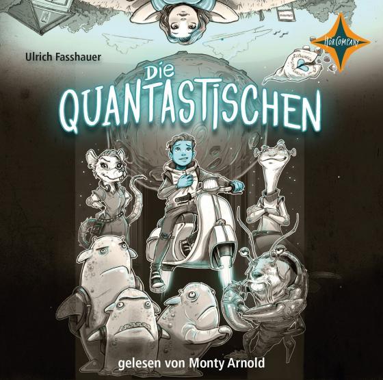 Cover-Bild Die Quantastischen