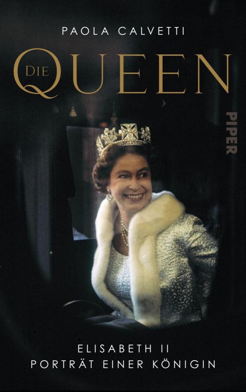 Cover-Bild Die Queen