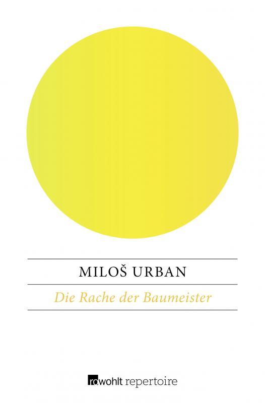Cover-Bild Die Rache der Baumeister