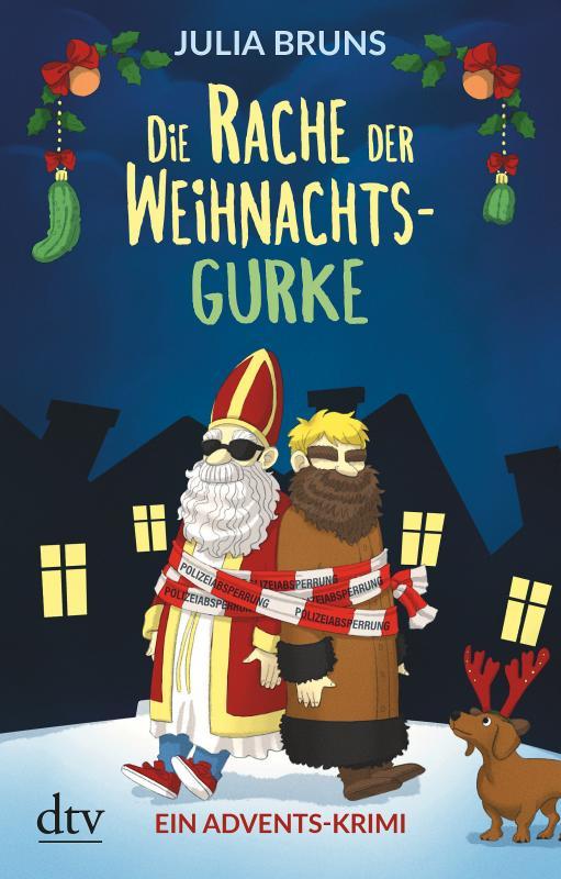Cover-Bild Die Rache der Weihnachtsgurke