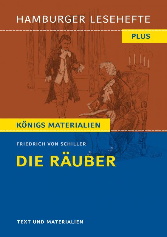Cover-Bild Die Räuber