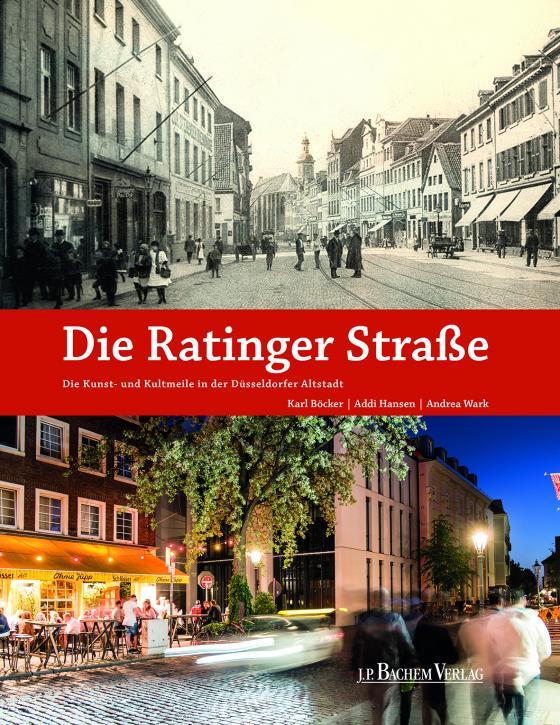 Cover-Bild Die Ratinger Straße