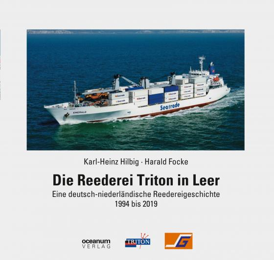Cover-Bild Die Reederei Triton in Leer