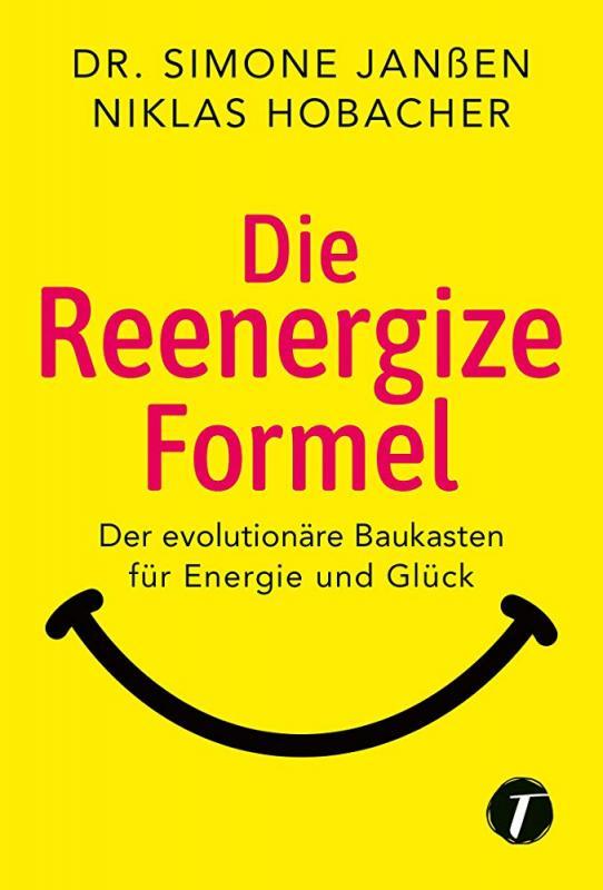 Cover-Bild Die Reenergize-Formel