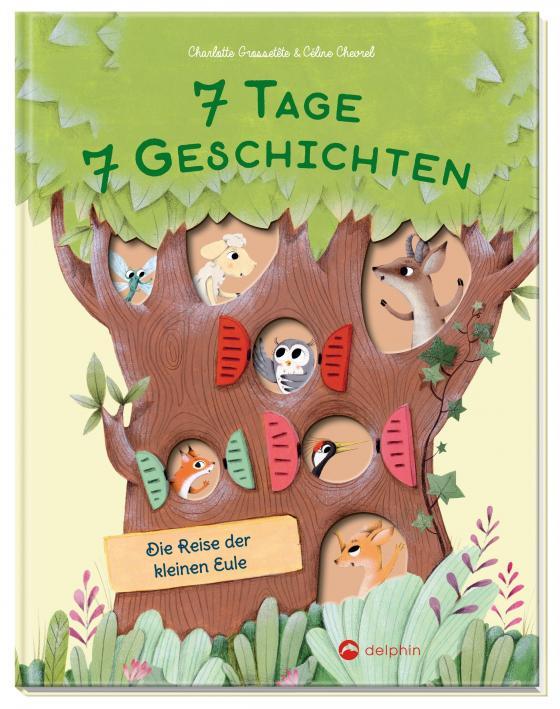 Cover-Bild Die Reise der kleinen Eule
