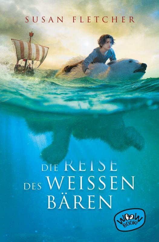 Cover-Bild Die Reise des weißen Bären