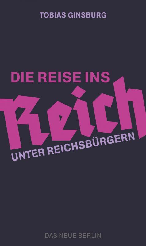 Cover-Bild Die Reise ins Reich