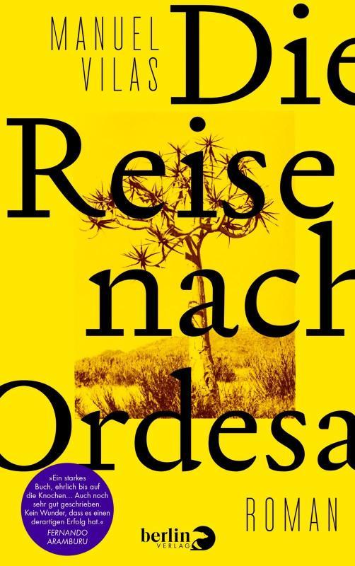 Cover-Bild Die Reise nach Ordesa