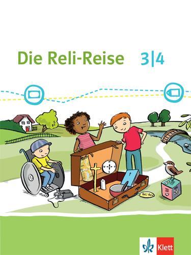 Cover-Bild Die Reli-Reise 3/4