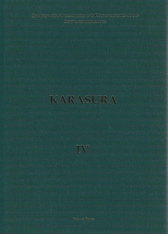 """Cover-Bild Die Rettungsgrabungen auf der Autobahntrasse """"Trakija"""" bei Karasura 1987–1990 (ZAKS-Schriften 23)"""