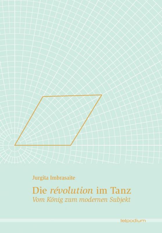 Cover-Bild Die révolution im Tanz