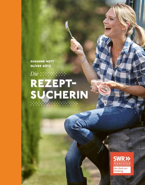 Cover-Bild Die Rezeptsucherin
